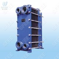 China Heat Transfer Equipment Titanium Plate Heat Exchanger For Pool Heater wholesale