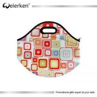 China Colorful design insulated lunch tote bag wholesale