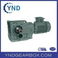 China RX Series Helical Electric Motor Reduction Gearbox wholesale