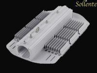 Buy cheap 150w LED Street Light Module With Asymmetric 150x80 Degree Optical Plastic Lens from wholesalers