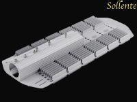 Buy cheap High CRI 80 110V / 220V 300W Cool White LED Street Light Module With Meanwell Driver from wholesalers