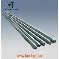 Buy cheap H13 Seamless steel Pipe Mandrel Bars steel from wholesalers