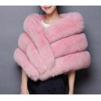 China faux fur cape shoulder chief snood winter on sale