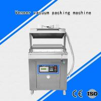 Quality Semi-automatic box-type air-controlled vacuum packaging machine for sale