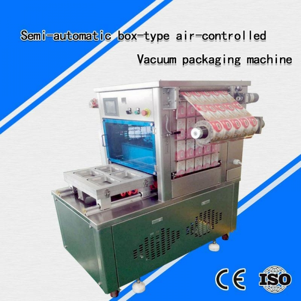 China Double chamber vacuum packing machine
