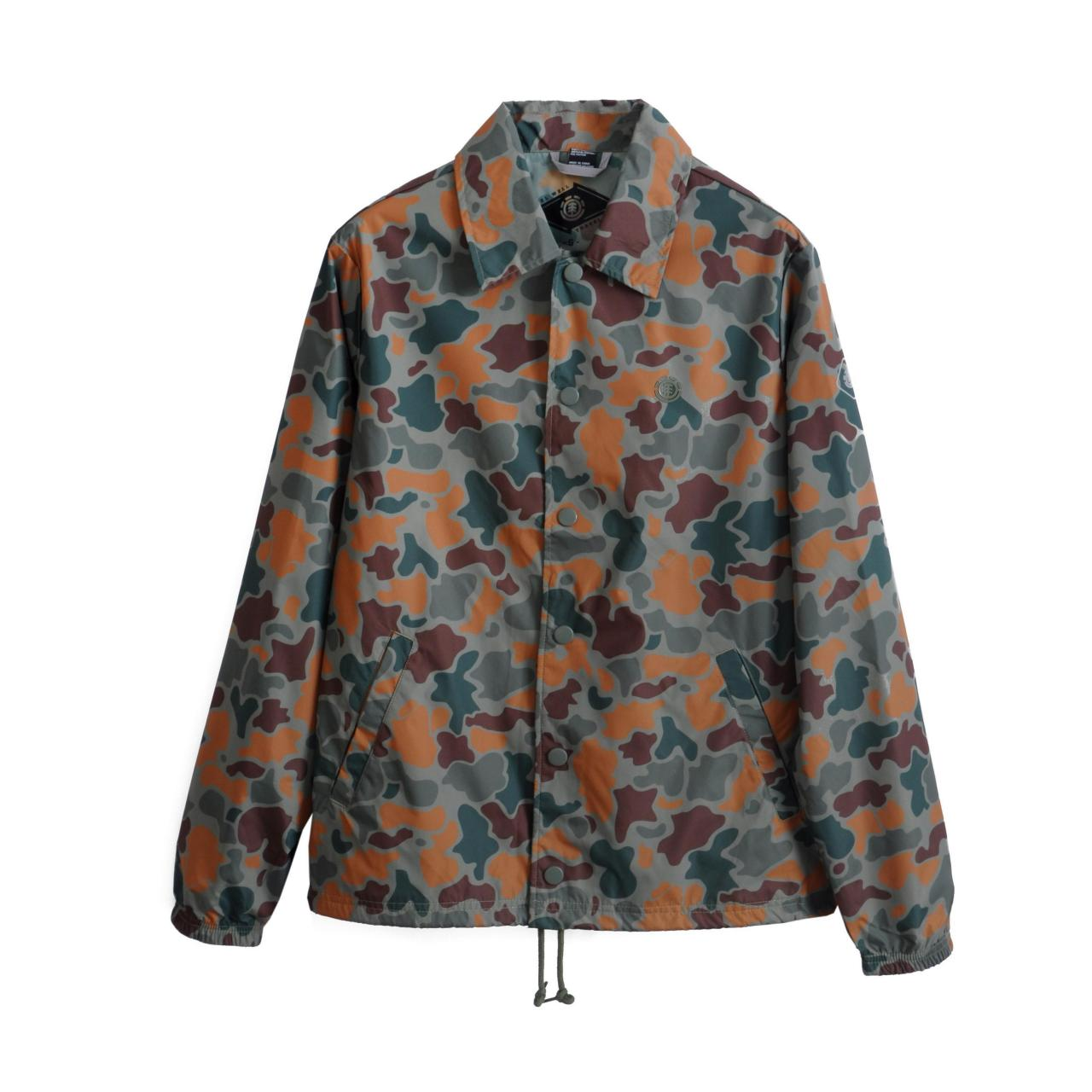 Buy cheap KDL-CJ-0209 MENS CAMOUFLAG COACH JACKET from wholesalers