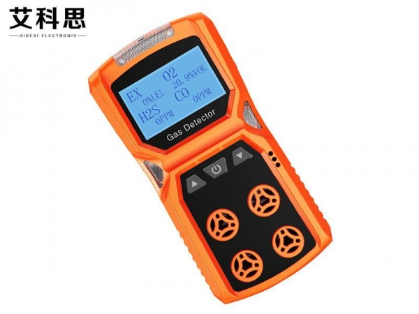 China ADKS-4 4 In 1 Gas Detector