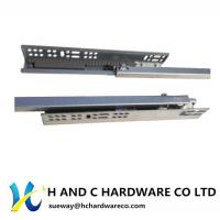 Buy cheap K2001 Single Extension Concealed Undermount Slide from wholesalers