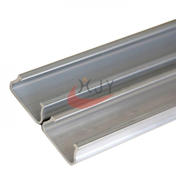 China Greenhouse Film Aluminum locking Channel Lock Profile