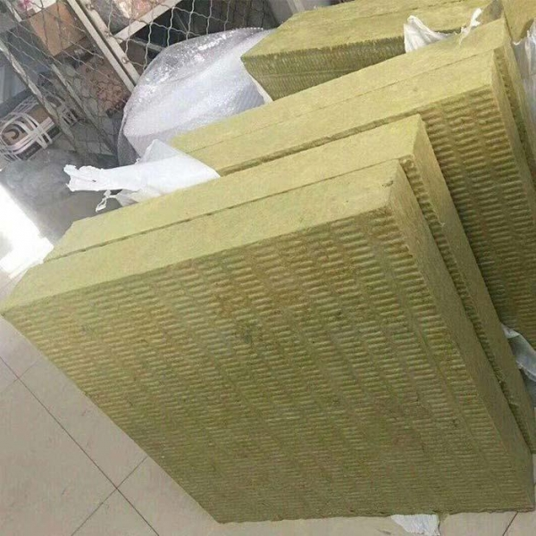 China External Wall Rock Wool Insulation Board