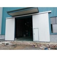 Buy cheap Sliding doors for industrial plants from wholesalers