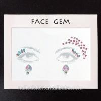 Buy cheap Smaill MOQ Mermaid Scale festival face gems from wholesalers