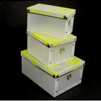 Buy cheap Plastic storage boxes /PP gift boxes from wholesalers