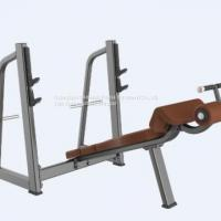 China CM-936 Decline Bench Chest Press Equipment wholesale