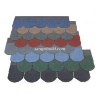 Buy cheap Fish Scale Asphalt Shingle from wholesalers