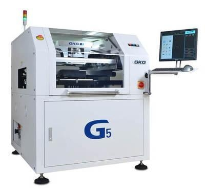 Quality GKG G5 Fully Automatic SMT Stencil Printer for sale