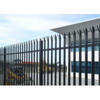Buy cheap D Pale Palisade Fence from wholesalers