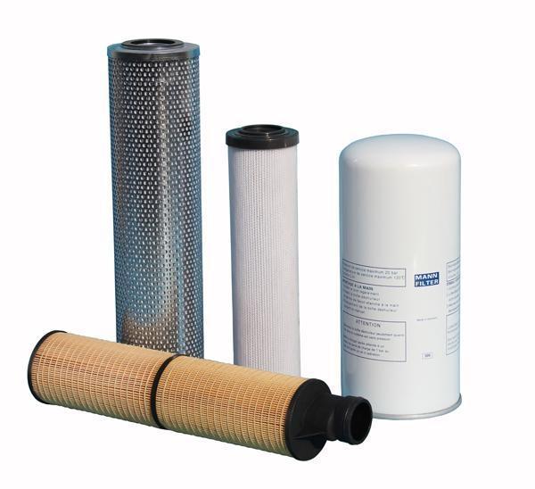 China CompAir Oil Filter Replace