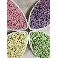 Buy cheap Low Dust And Deodorant Tofu Clumping Cat Sand from wholesalers