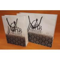 China Kraft Paper Bags With Handle wholesale