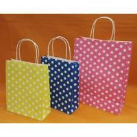 China Kraft Gift Paper Bags on sale