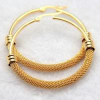 China New Fashion Cheap Best Place To Buy Earrings Online Hoop Earrings Stainless Steel on sale