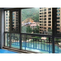 China Soundproofing Aluminum Casement Strong Sealing Window wholesale
