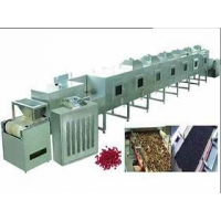 China tunnel microwave drying and sterilizing machine wholesale