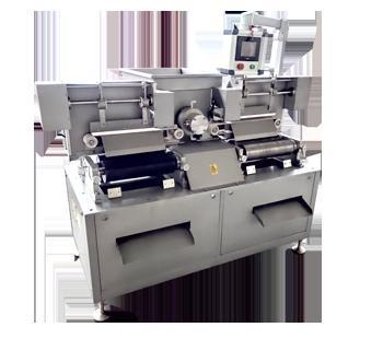 China double roller pill making machine