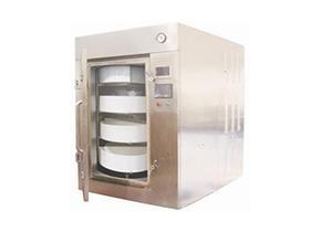 China rotary microwave drying machine