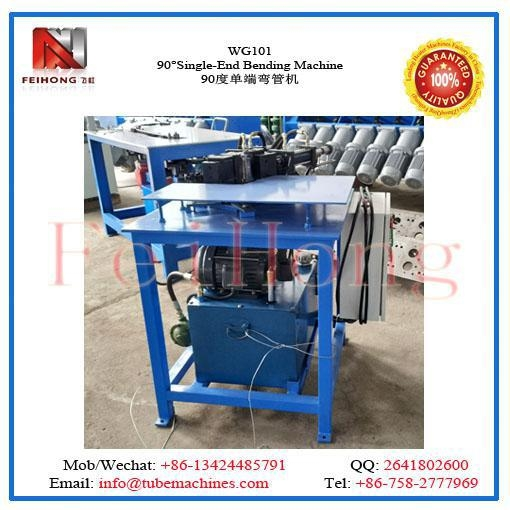China Tubular Heater Bending Machine