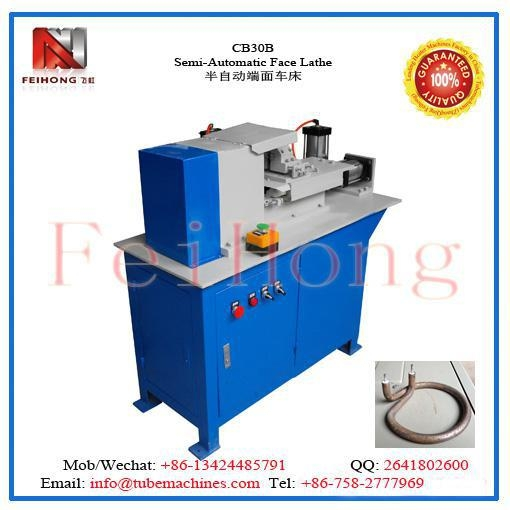 China Tubular Heater Trimming Machine