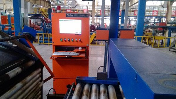 China Tread section thickness measurement system (online)