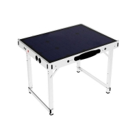 Buy cheap Car Portable Outdoor Solar Table from wholesalers