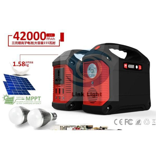 China Protable DC Solar Power system YHS-S360