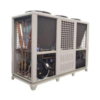 Buy cheap Low temperature air cooled Piston chiller from wholesalers