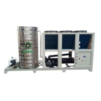 Buy cheap Extertanl water tank - air cooled chiller from wholesalers