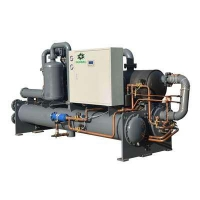 Buy cheap Low Temperature Screw chiller -Head from wholesalers