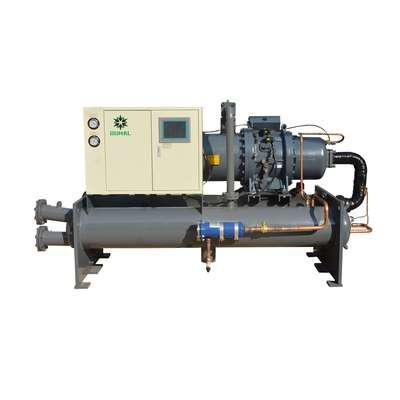 China Water Cooled Screw Chiller - Head