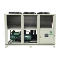 China Air cooled Screw Chiller - Head wholesale