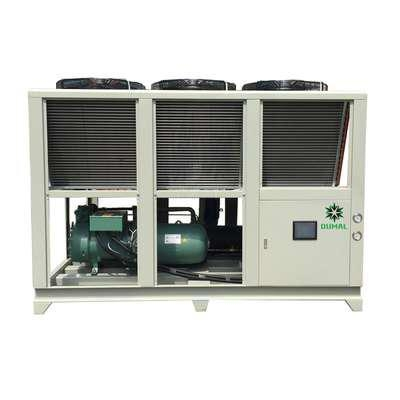 China Air cooled Screw Chiller - Head