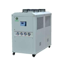 Buy cheap Portable air cooled chiller from wholesalers