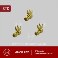 China SMA-K Bended Q4 ,DIP connector wholesale