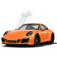 China auto repair anti scratch TPU PPF clear bra invisible paint protection film wholesale