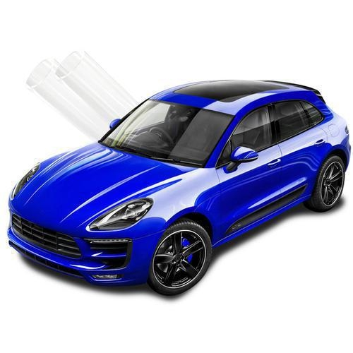 China anti scratch Car paint protection film clear PPF