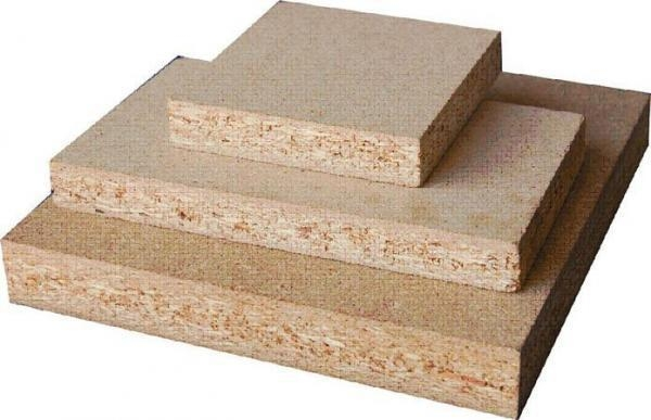 China outdoor particle board