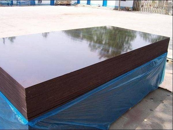 China 18mm film faced plywood for construction
