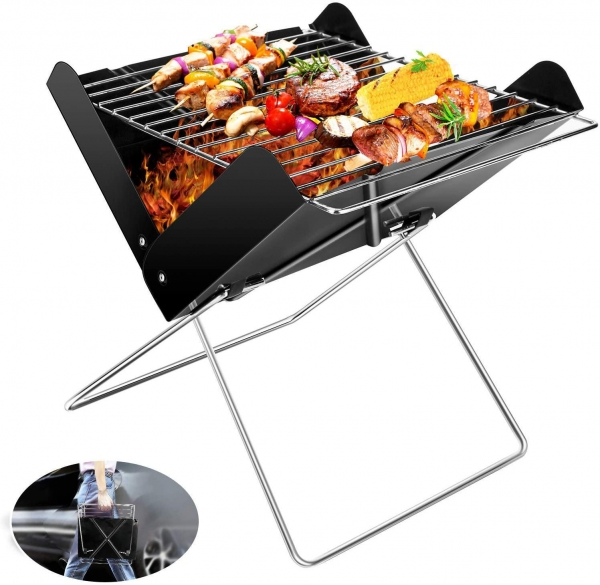 China X-shaped Charcoal Barbecue Grill