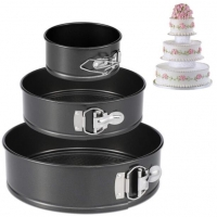 Buy cheap Leakproof Cake Pan from wholesalers