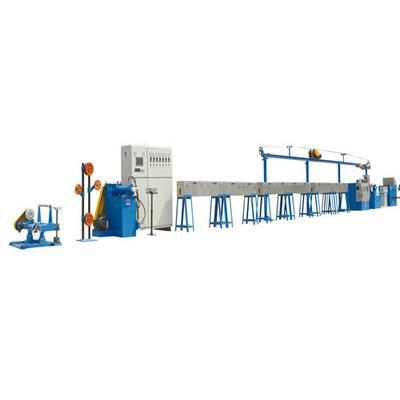 China Silicon Cable Making Machine